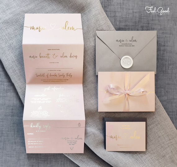 Change the Date Matching Wedding Invites