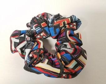 Colorful FF Scrunchie