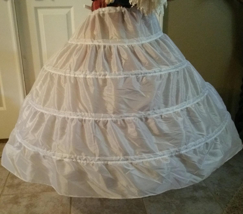Civil War Reenactment Junior Ladies Ball Gown 3 Hoop | Etsy