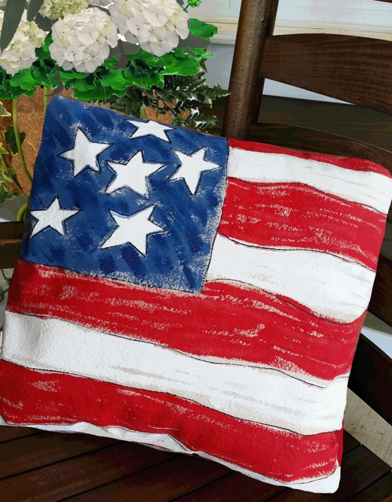 4th Of July Decorations Outdoor Cushion Home Decor