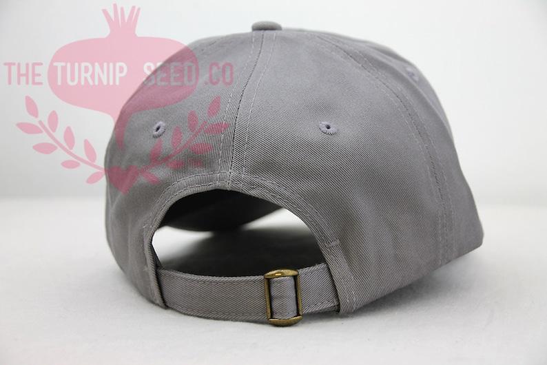 809c14105 Ladies' Monogram Baseball Cap - Custom Color Hat and Embroidery.