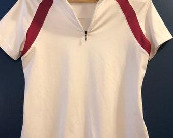 Adidas women's activewear shirt