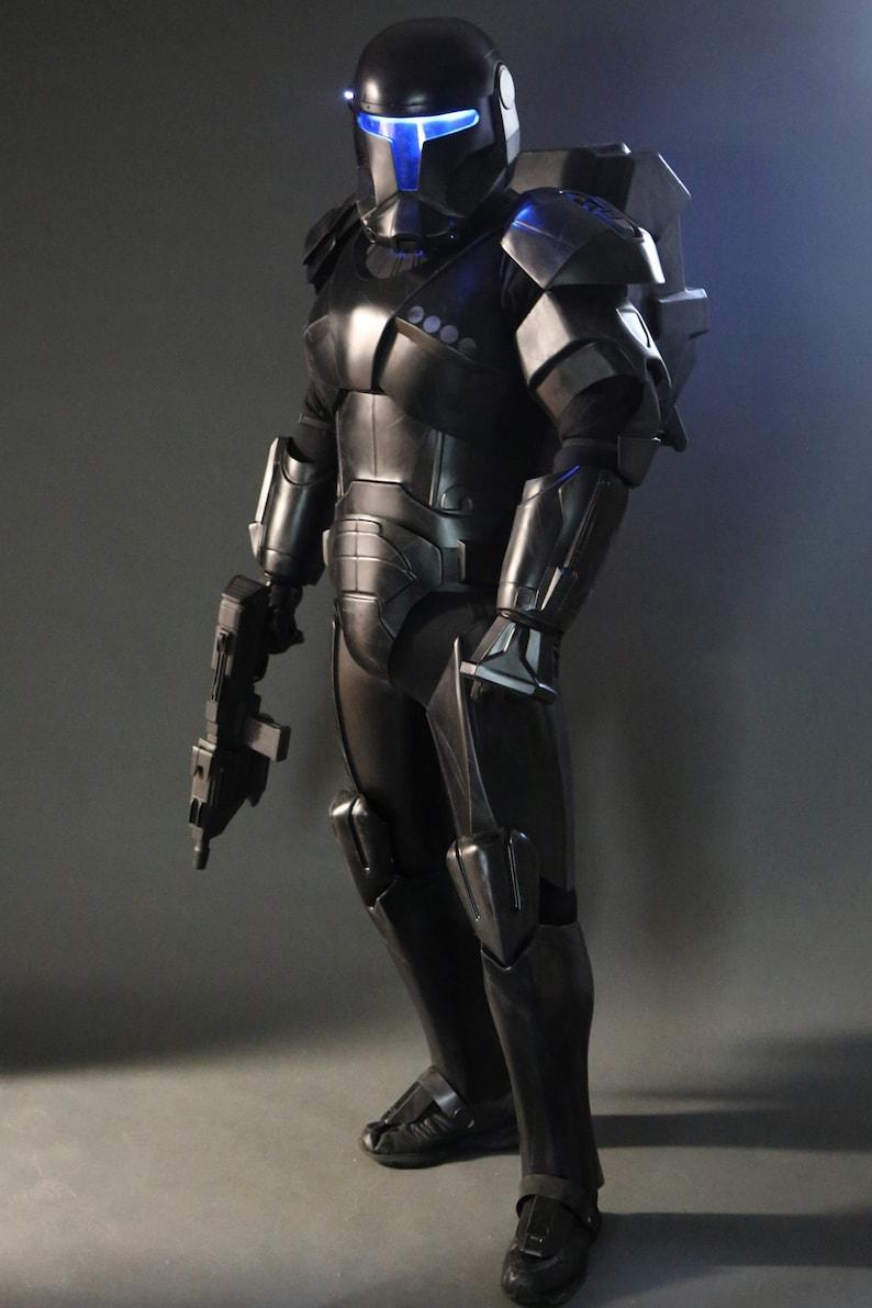 Kommando Rüstung Inspiriert Von Star Wars Republic Commando Etsy