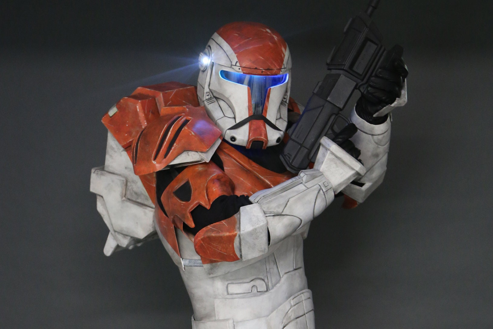 Commando Armor Inspired By Star Wars Republic Commando Etsy