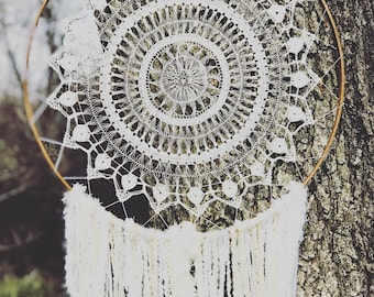 Big doily lots of detail