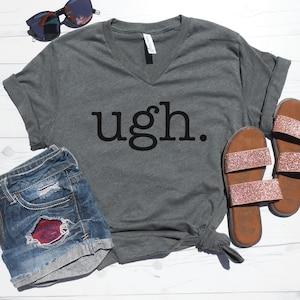 Chillax Funny Funny V-Neck T-Shirt