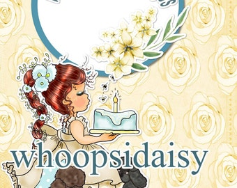 Whoopsidaisy colouring pages