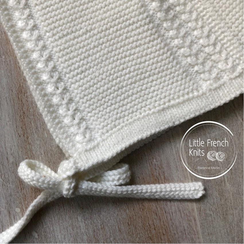 Baby Knitting Pattern Prince Louis Royal Baby Bonnet Hat