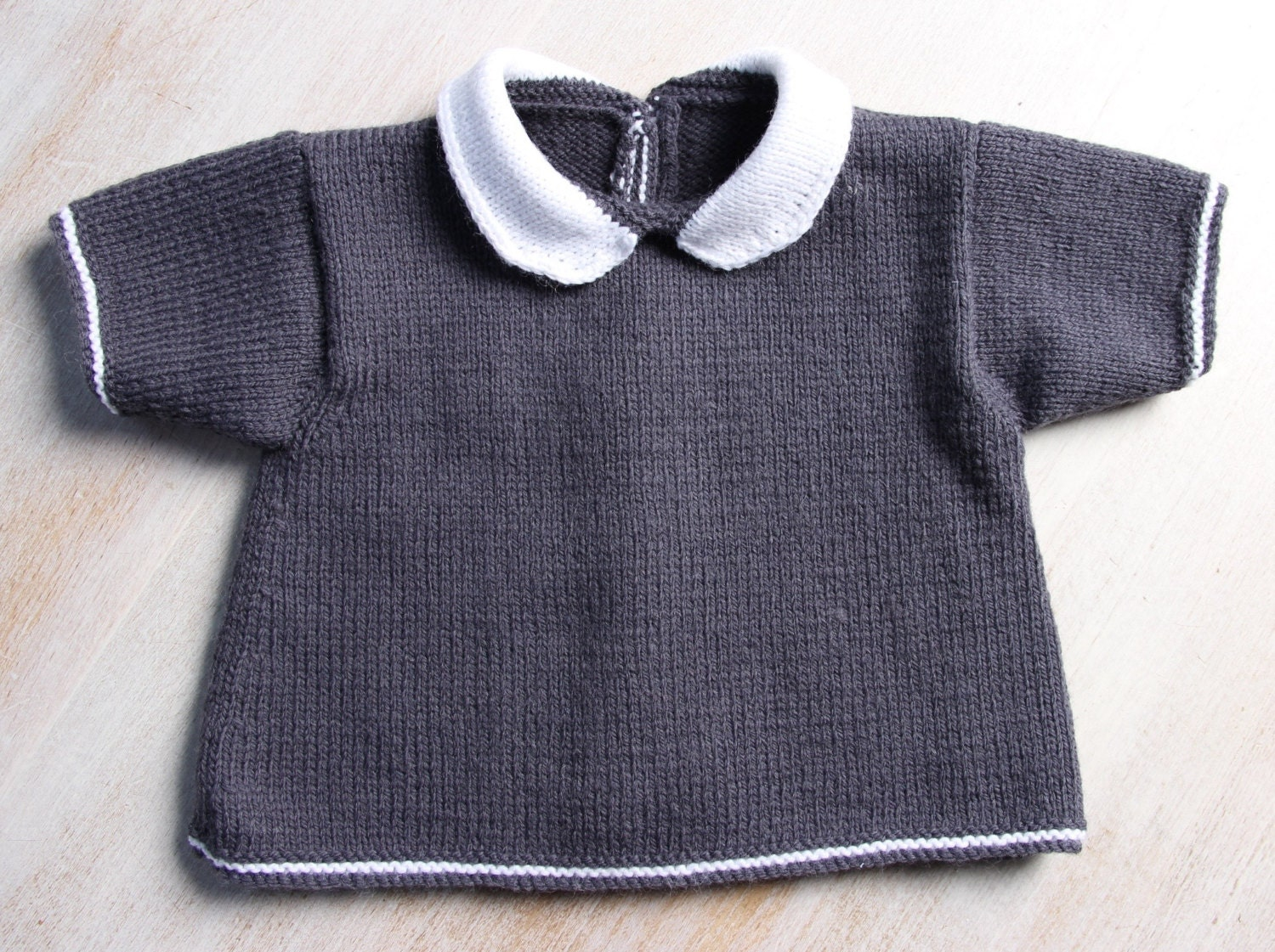 dcf3850dc Baby Tunic   Instructions in English PDF Instant download   3 Sizes ...
