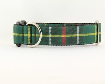 Newfoundland Tartan Dog Collar