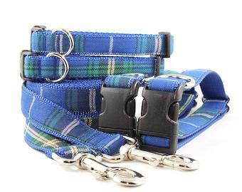 Nova Scotia Tartan Dog Collar
