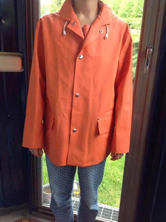 Vintage Swedish Raincoat