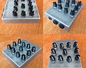 HROPAN Mk3 - Harsh noise/drone synth - Made to order
