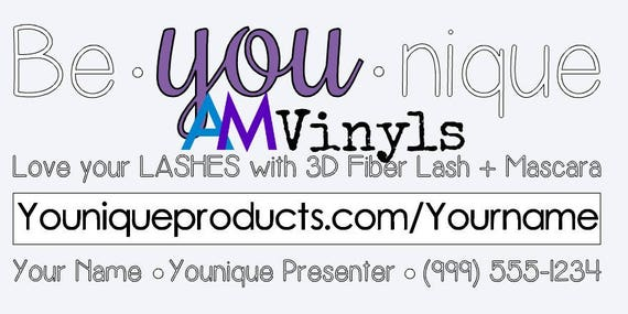 saleask me about my lashes eyelashes younique presenter etsy