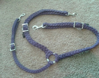 Purple Paracord Breast Collar (Free Shipping for May)