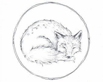 Snug: Fox