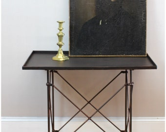 Claw foot table legs etsy old bronze finish scissors rectangular table antique style claw foot legs watchthetrailerfo