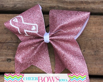 PINK Out Bow { READY to ship NOW } for Breast Cancer Awareness