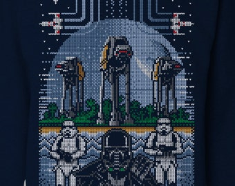 Wrath of the Empire SWEATSHIRT / Scifi / Christmas Ugly Sweater