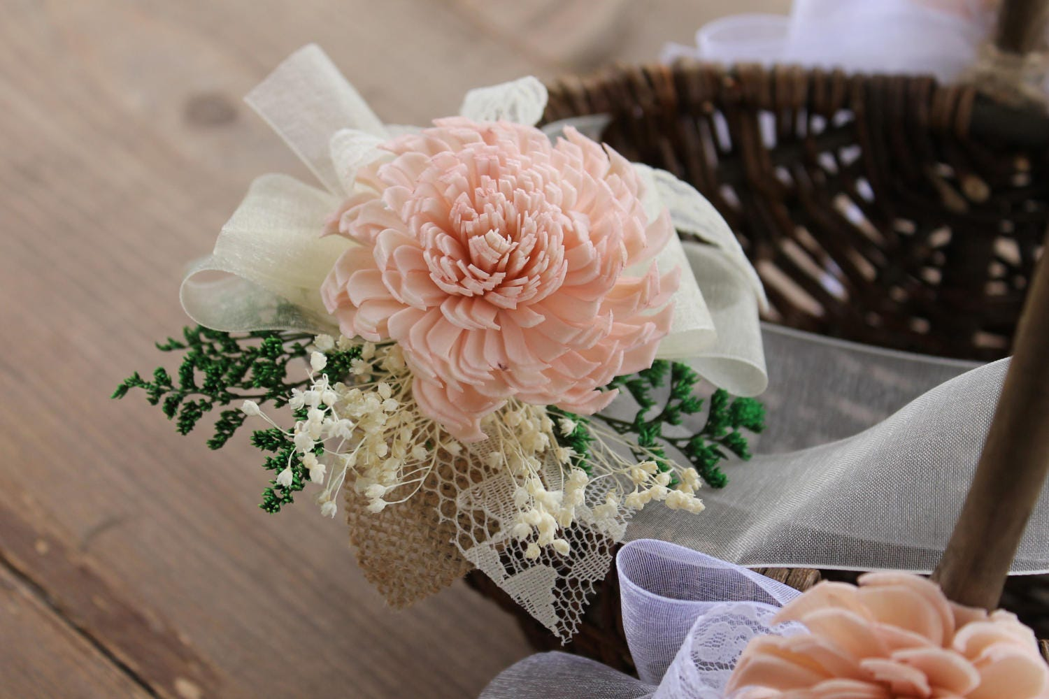 Pink flower corsage image collections flower decoration ideas pink flower corsage images flower decoration ideas blush pink peti sola wrist corsage sola flower corsage mightylinksfo
