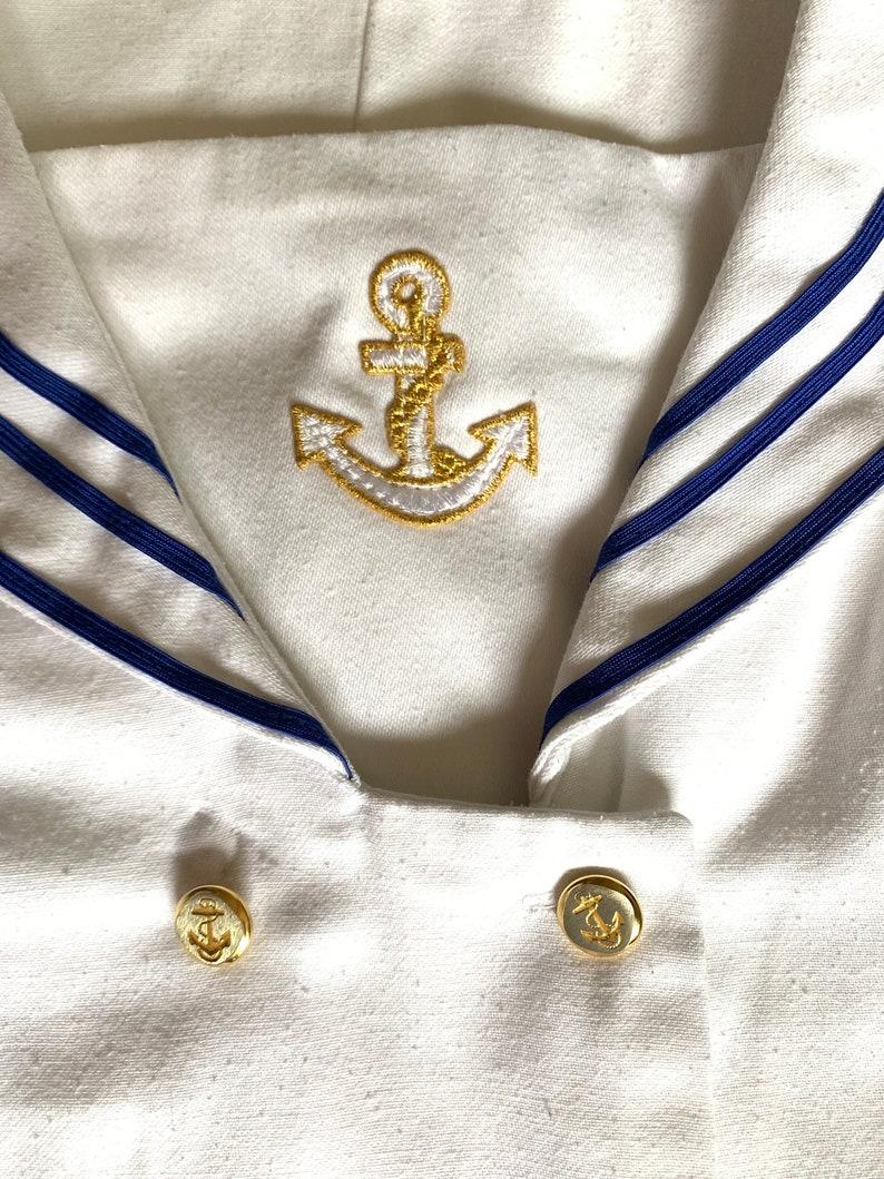 Vintage Sailor Top