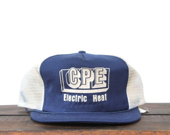 866ba054b Electric blue hat   Etsy