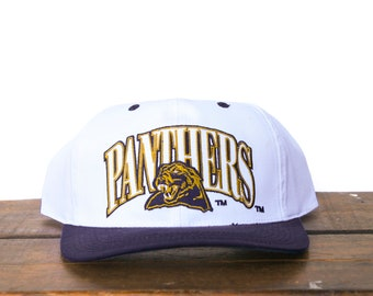 competitive price ca26c dc67a ... australia vintage 90s new deadstock university of pittsburgh pitt  panthers college ncaa snapback hat baseball cap ...