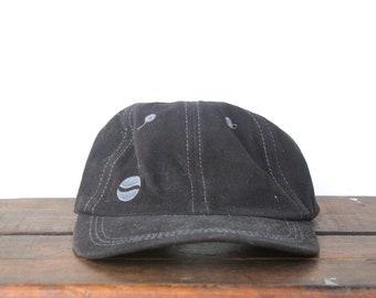 adae5611 Vintage 90's Minimal Unstructured Strapback Hat Baseball Cap Old Pepsi Logo  Soda Pop Cola