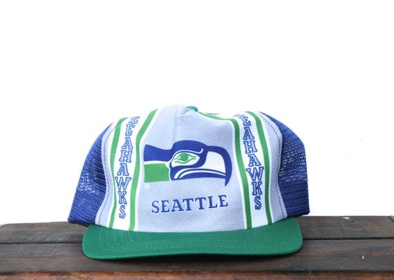 Vintage Seattle Seahawks Football NFL New Era Snap