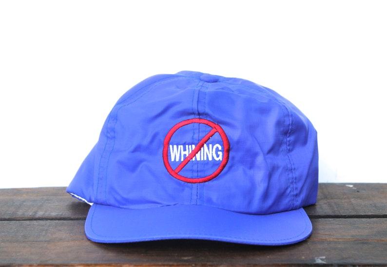 official photos ad9d8 33358 Vintage 90 s Hat Cap Baseball Cap Unstructured Snapback   Etsy