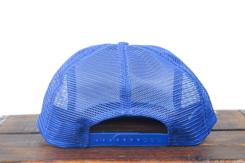 58699fa149c Vintage Trucker Hat Snapback Hat Baseball Cap Baxter Logo xrz