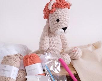 Owl Doll Crochet Kit Amigurumi Toy Crochet Knitting Kit DIY Kids ... | 270x340