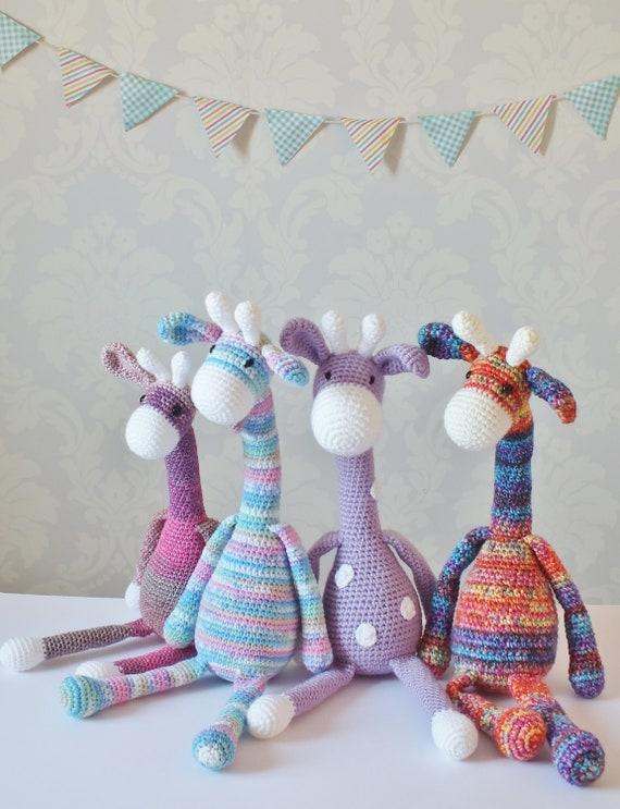 Ravelry: Baby Giraffe Amigurumi pattern by Courtney Deley | 743x570