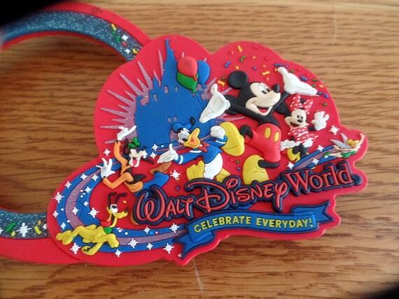 "Walt Disney World. Photo frame for 2 x 2 1/2"" photo. Celebrate ..."