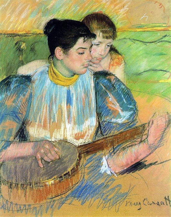 Image result for Mary Cassatt