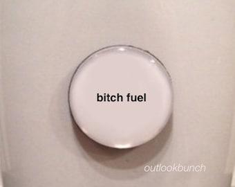 Mini Quote Magnet | B* Fuel - Mature
