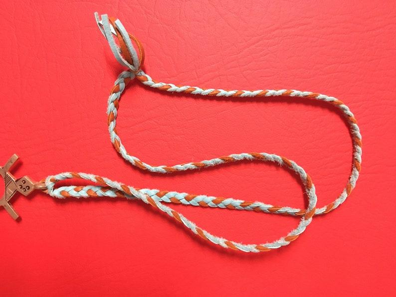 Moroccan berber cross necklacependant