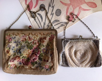 Two Vintage Handbags
