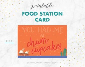 food station card cactus juice fiesta invitation cinco de etsy
