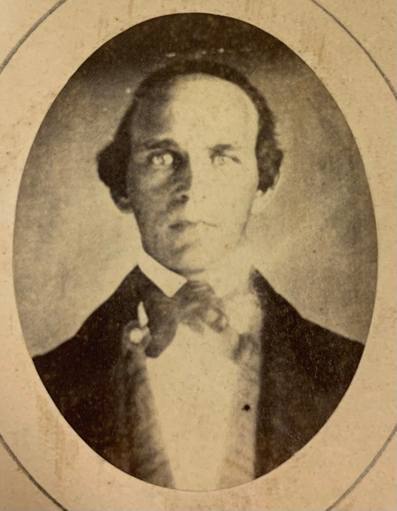 Plausible Photograph of Joseph Smith image 0