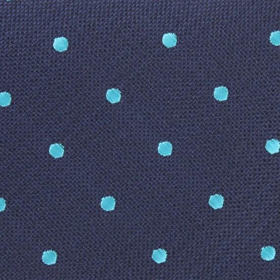 Mens Men Thin Narrow Slim Neckties Necktie Formal Wedding M126-ST6 Men/'s Skinny Ties 6CM Navy Blue with Mint Green Polka Dots Skinny Tie