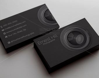 Photography business card etsy printable photography business card template photographer business card photography studio cards colourmoves