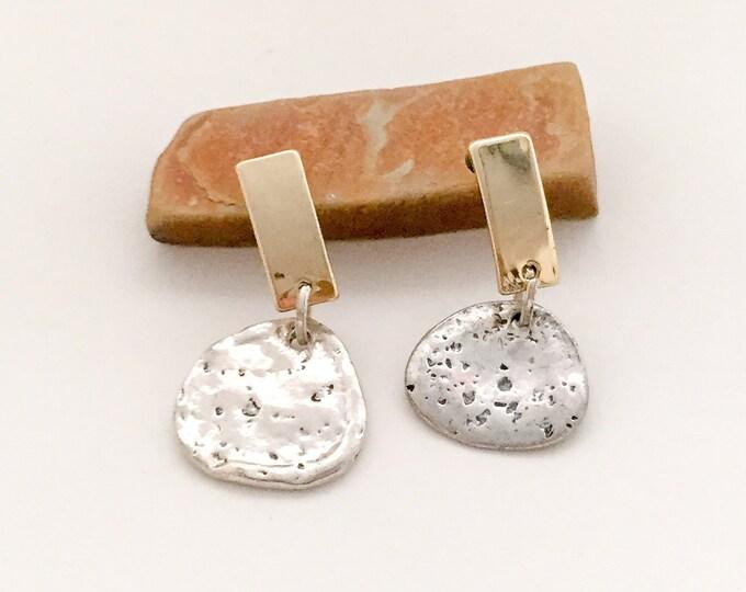 Metal Earrings