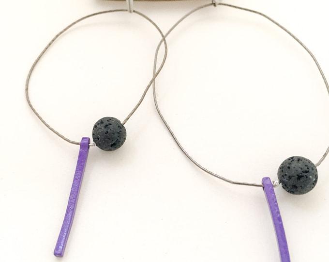 Earrings in Orbit