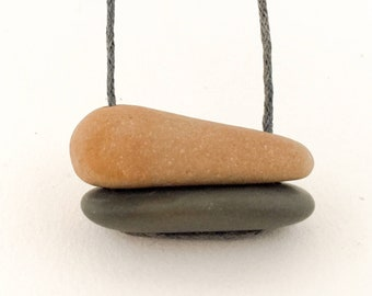stone necklace ROCK SWING