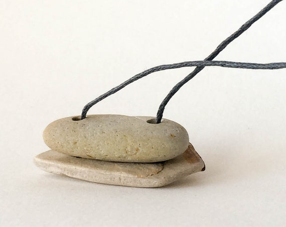 stone necklace SMALL STACK