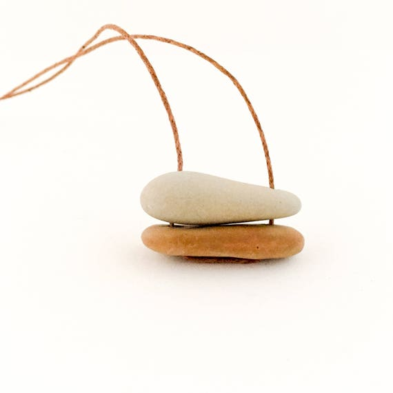 stone necklace SWING