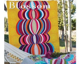 Blossom Quilt Pattern - Sewing Cards - Valori Wells Designs - VWD 412