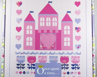 The Royal Grounds - Once Upon A Time Quilt Pattern Fabric Kit - Moda - Stacy Iest Hsu - KIT20590