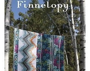 Finnelopy Quilt Pattern - Sewing Cards - Valori Wells Designs - VWD 91